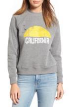 Women's Rebecca Minkoff California Sunset Sweatshirt - Grey