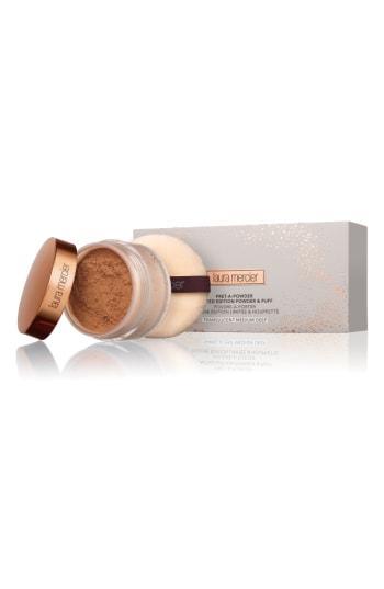 Laura Mercier Pret-a-powder Translucent Loose Setting Powder - Medium Deep