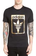 Men's Adidas Originals Fire Logo Graphic Tee