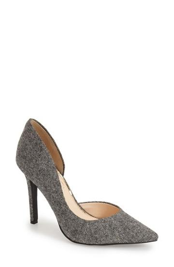 Women's Jessica Simpson 'claudette' Pump, Size 12 M - Metallic
