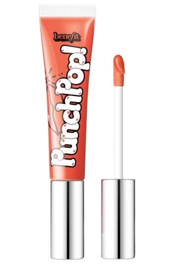 Benefit Punch Pop! Liquid Lip Color - Mango