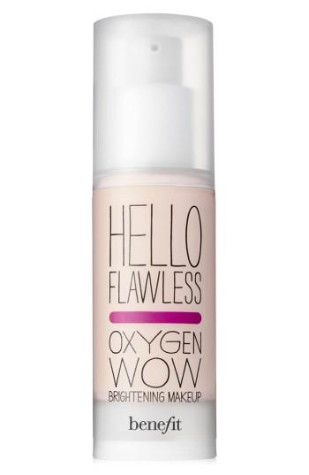 Benefit Hello Flawless! Oxygen Wow Liquid Foundation -