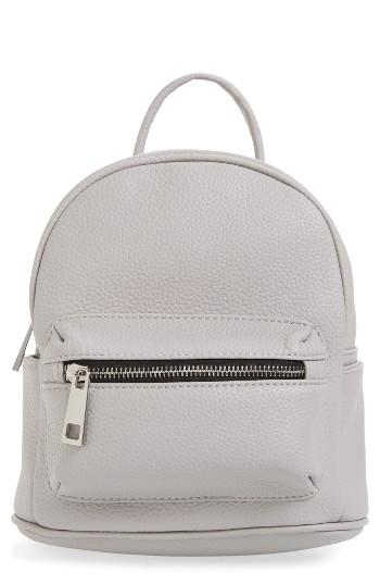 Street Level Mini Backpack - Grey
