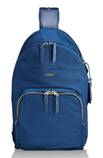Tumi Nadia Convertible Backpack - Grey