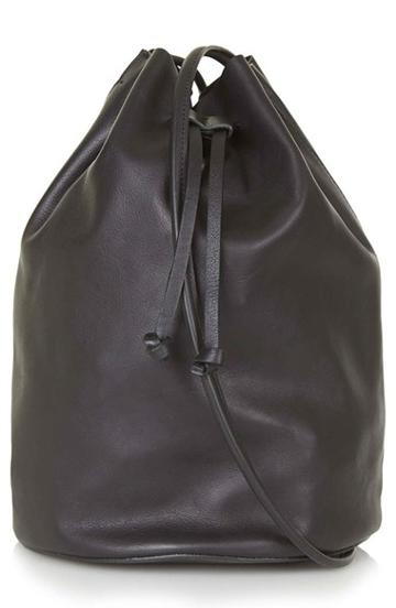 Topshop 'pisces' Leather