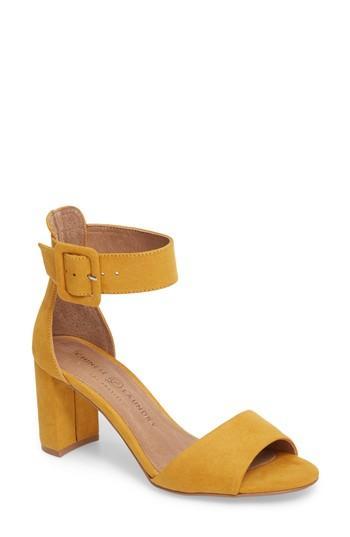 Women's Chinese Laundry Rumor Sandal M - Yellow