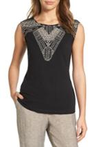 Women's Nic+zoe Havana Nights Top