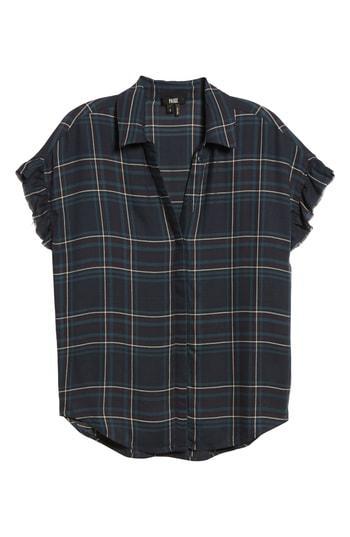 Women's Paige Jaylin Plaid Shirt