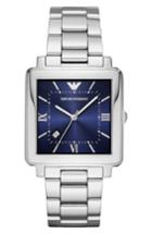 Men's Emporio Armani Square Bracelet Watch, 43mm