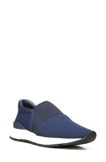 Women's Vince Truscott Slip-on Sneaker M - Blue