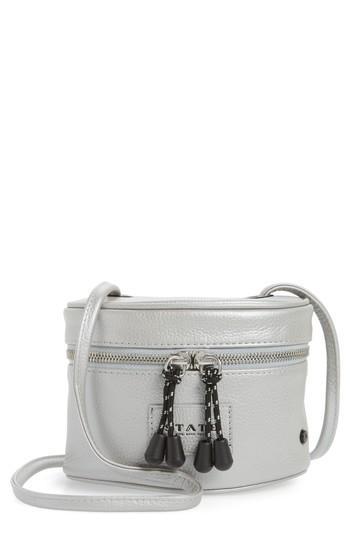 State Bags Greenwood Autumn Leather Crossbody Bag - Metallic