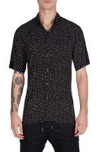 Men's Zanerobe Xcross Box Shirt - Black