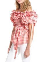 Women's Stylekeepers Sangria Off The Shoulder Top