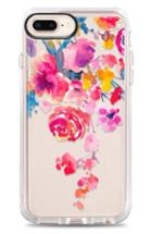 Casetify Watercolor Floral Iphone 7/8 & 7/8 Case - Pink