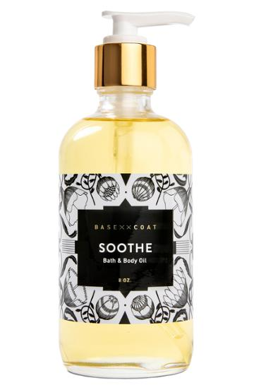 Base Coat Bath & Body Oil