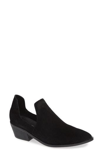 Women's Chinese Laundry Focus Open Sided Bootie M - Green