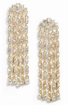 Women's Stella + Ruby Waterfall Drop Earrings