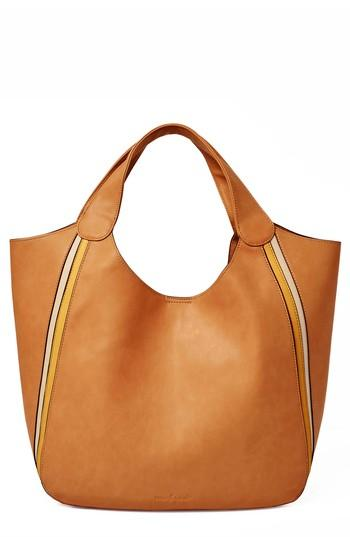 Urban Originals Viva Vegan Leather Tote With Removable Zip Pouch -