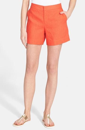 Women's Joie 'catia' Linen Shorts