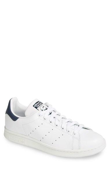 Men's Adidas 'stan Smith' Sneaker M - White
