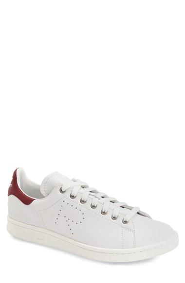 Men's Adidas By Raf Simons 'stan Smith' Sneaker M - White
