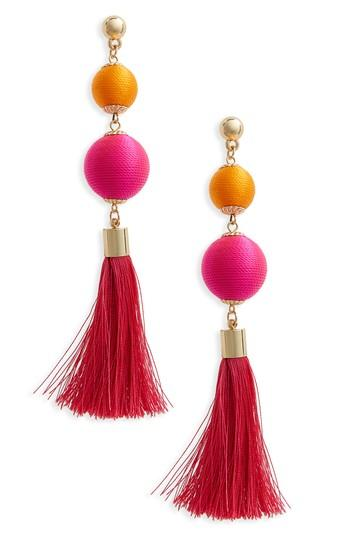 Women's Panacea Ball Drop Earrings