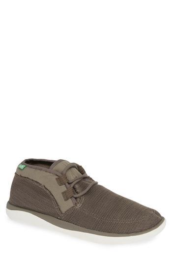 Men's Sanuk What A Tripper Chukka Sneaker M - Beige