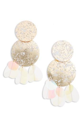 Women's Bp. Disc Statement Earrings