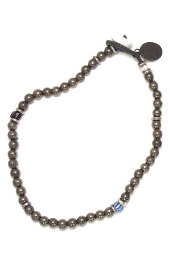 Men's Mikia Bead Bracelet