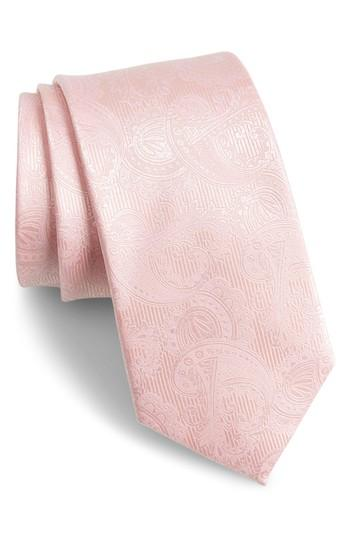 Men's The Tie Bar Paisley Silk Tie