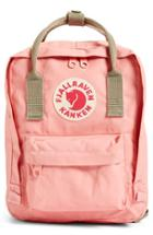 Fjallraven 'mini Kanken' Water Resistant Backpack - Pink