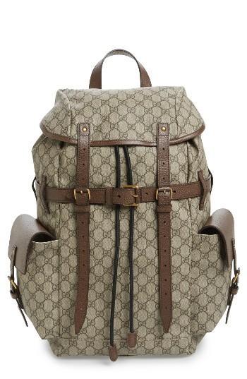 Men's Gucci Vintage Neo Vintage Backpack -