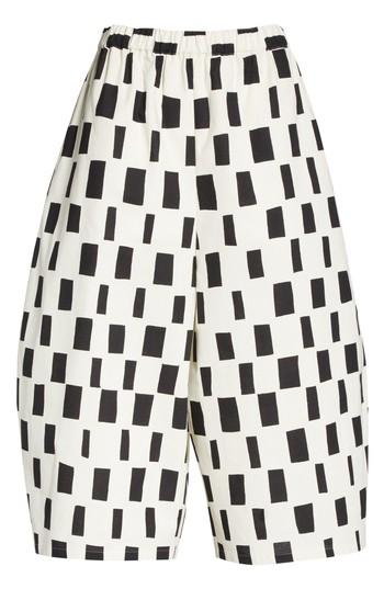Women's Junya Watanabe Checkered Crop Pants