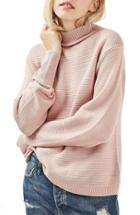 Women's Topshop Mixed Stitch Sweater