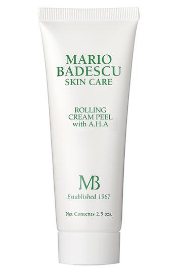Mario Badescu Rolling Cream Peel With A.h.a.