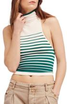 Women's Free People High Five Crop Tank /small - Ivory