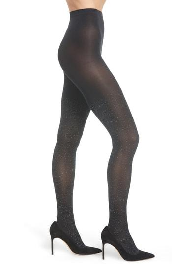 Women's Wolford Luna Tights - Black