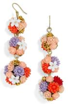Women's Baublebar Flora Drop Earrings