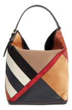 Burberry Medium Ashby Bucket Bag -