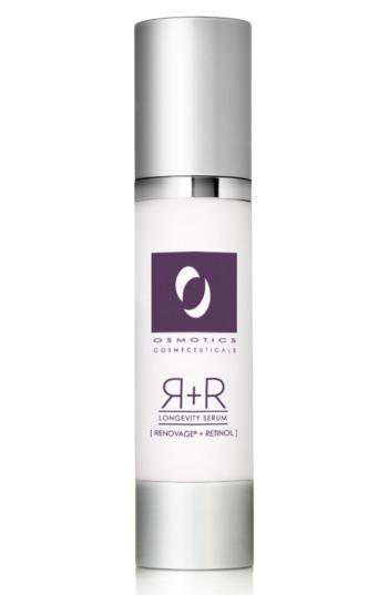 Osmotics Cosmeceuticals R+r Longevity Serum .7 Oz