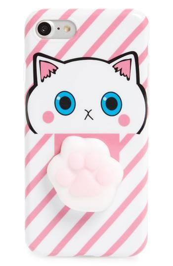 Bp. Squishy Cat Paw Iphone 6/6s/7 Case -