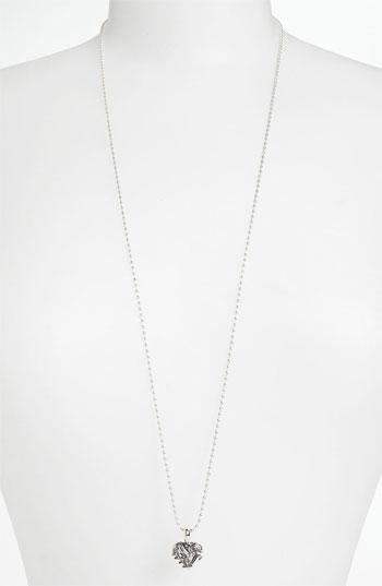 Women's Lagos 'hearts Of Lagos - Chicago' Long Pendant Necklace (online Only)