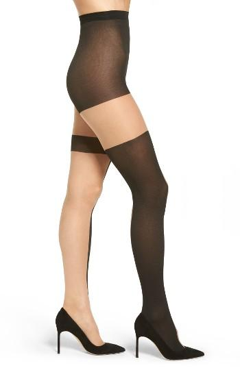 Women's Pretty Polly Contrast Tights