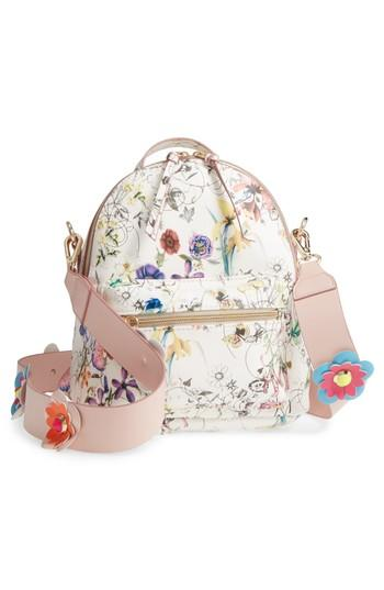 T-shirt & Jeans Payette Floral Backpack -