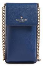 Kate Spade New York Leather Smartphone Crossbody Bag -
