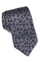Men's John Varvatos Star Usa Floral Silk Tie
