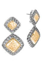 Women's John Hardy Heritage Drop Earrings