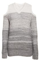 Women's Rebecca Minkoff Page Cold Shoulder Sweater