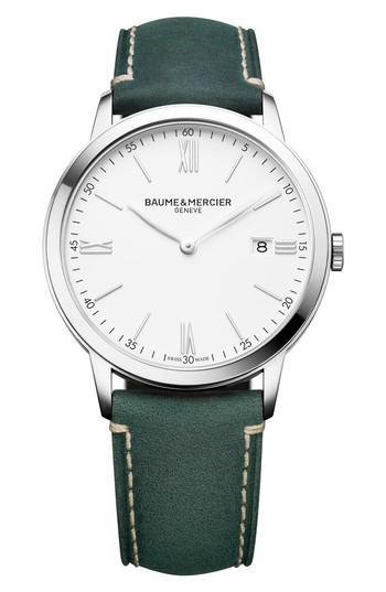 Men's Baume & Mercier Watch, 40mm