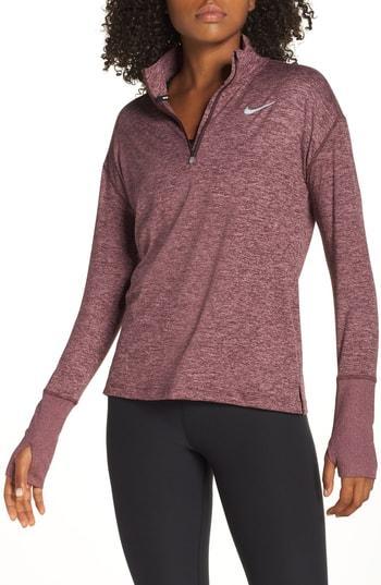 Women's Nike Element Long-sleeve Running Top